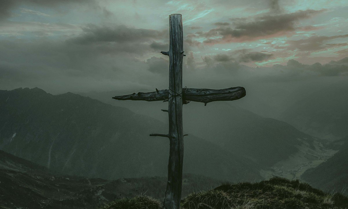 Driven To The Cross